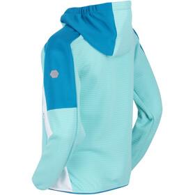 Regatta Jenning II Jacket Kids, cool aqua/blue aster